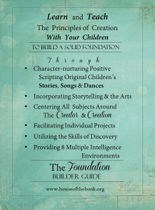 The Foundation Builder Guide Flyer